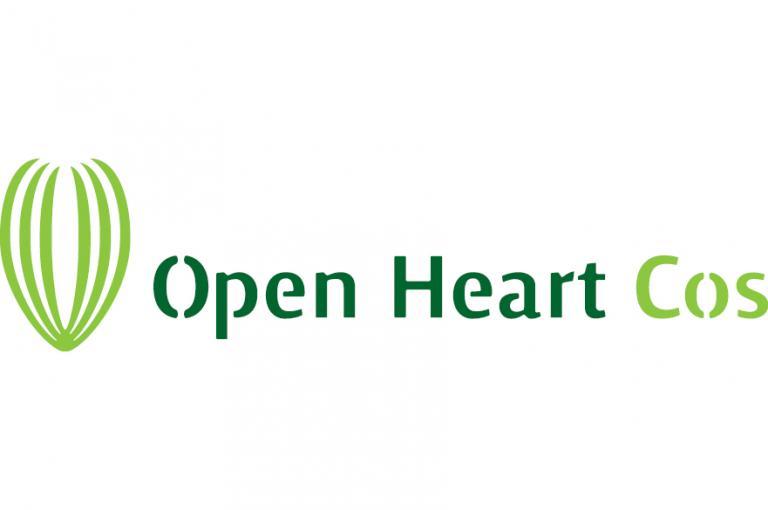 Logo Open Heart Cos
